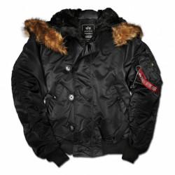 Куртка Alpha N2B зимн....