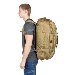 Сумка СТАЛКЕР Backpack Duffle , coyote