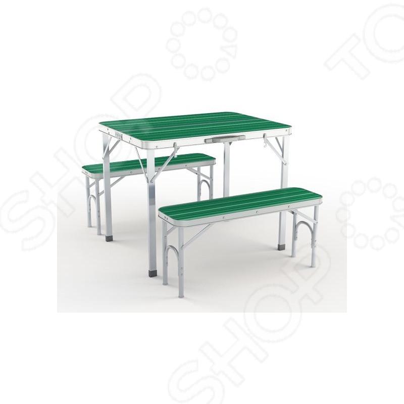 Комплект для пикника ZAGOROD В 101, green
