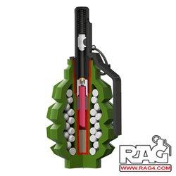 Граната пиротехническая  RAG F-1S