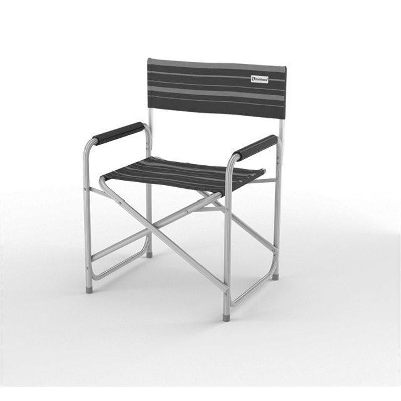 Кресло скл. ZAGOROD К901 графит