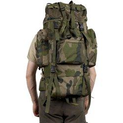 Рюкзак тактический ROGISI французский камуфляж 65л.
