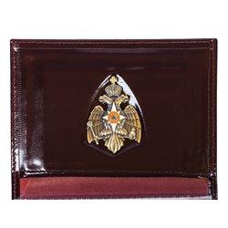 Портмоне-обложка на Удостоверение «МЧС» с жетоном