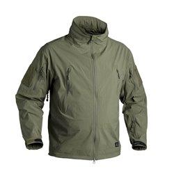 Куртка Helikon Trooper soft shell olive green