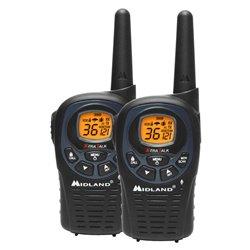 Радиостанция Midland LXT425 комплект из 2-х