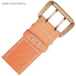 Ремень ХСН брючный коричневый 50мм №3 364