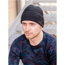 Шапка флисовая Fleece cap, black