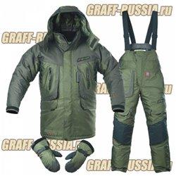 Брюки GRAFF 713-O-B Bratex утепленные -50 /176