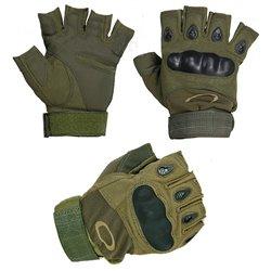 Перчатки тактические кевларовые Окли