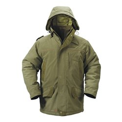 Куртка GRAFF 647-O-B Bratex утепленная -30