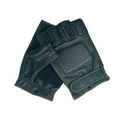 Перчатки Sturm SEC кож. боевые беcпалые р L код  12549 / 12515002