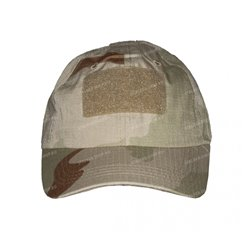 Бейсболка Baseball Cap, 3 colour desert