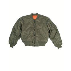Куртка US CWU Basic Пилот olive