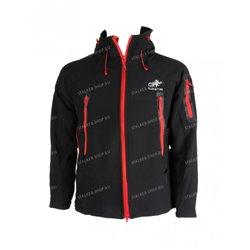 Куртка Wind Stoprer Jacket, black, 0310A