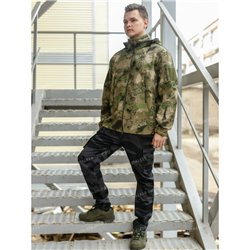 Куртка Shark Skin Soft Shell, HDT-camo FG