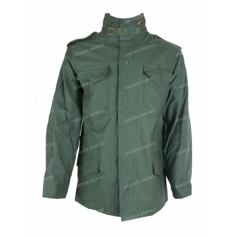 Куртка реплика M65 легкая, alpha01olive
