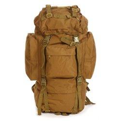 Рюкзак армейский рейдовый, 60 литров, песок, Военпро