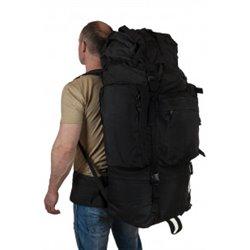 Рюкзак тактический, 90 литров, Max Fuchs, 47163 Военпро, черный