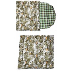 Спальный мешок Экстрим 75х220 фланель