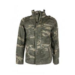 Куртка облегченная A&F мод. 268-2, woodland green
