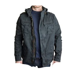Куртка TORS STALKER, арт. 761, black