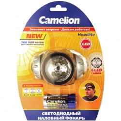 Фонарь налобный Camelion...