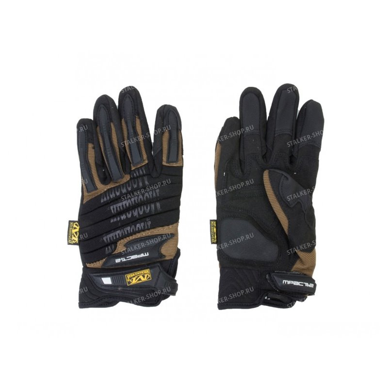 Перчатки Mechanix M-Pact 2 - 55 olive