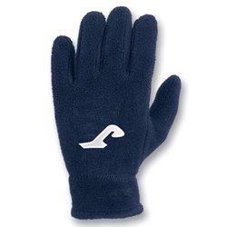 Перчатки флисовые темно синие
