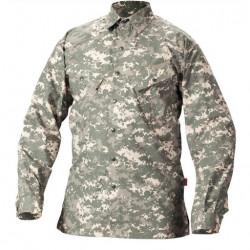 Рубашка Лайт (диджитал серый)