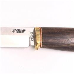 Нож ЮК Кузьмич D2 Орех
